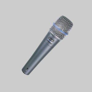Beta 57a Instrumentenmikrofon