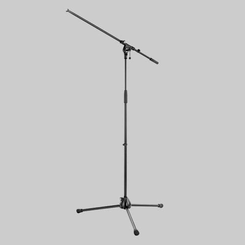 Mikrofonstativ hoch
